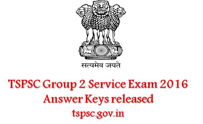 tspsc-answer-keys