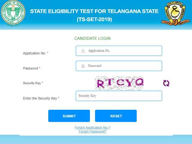 TSSET Admit Card 2019 released, Download at telanganaset org, Get