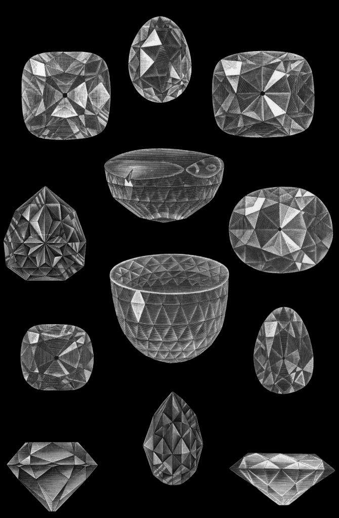 types-of-diamond