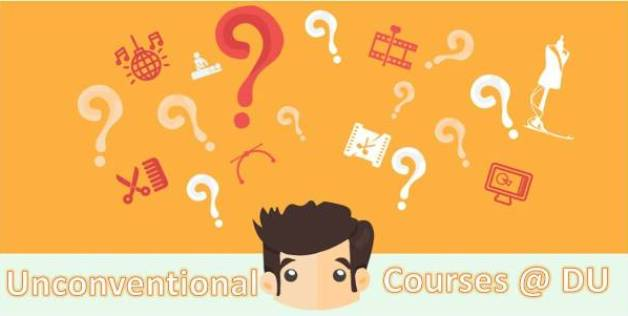 Unconventional Courses