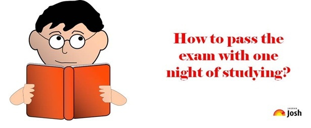 How to study efficiently one day before the exam