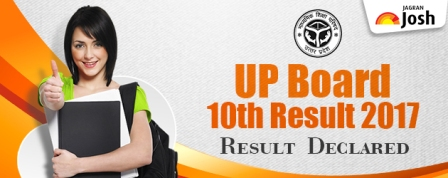 UP Board 10th Result Declared, Live Now at www.upresults.nic.in
