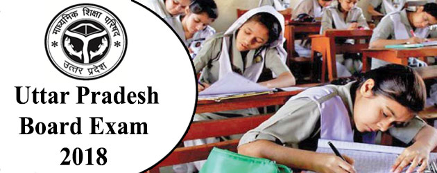 Uttar Pradesh Board Exam 2018 For Class 10th and 12th Begins
