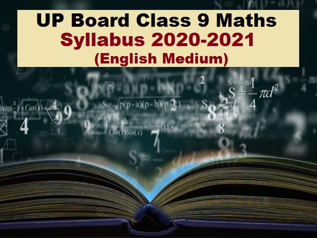 up board maths syllabus