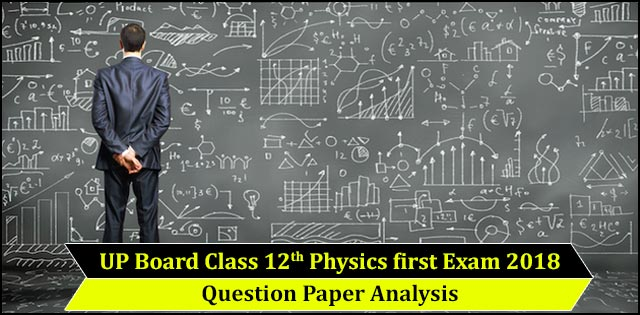 Class 12th Physics First Paper Analysis