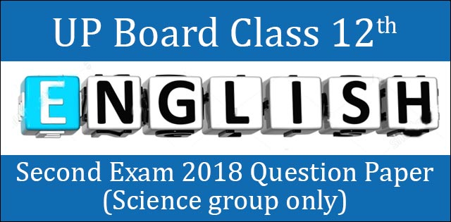English B second paper 2018