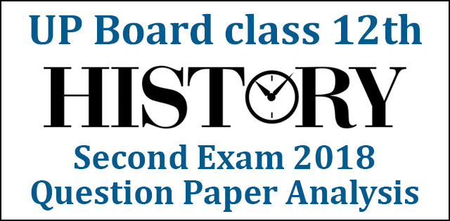 Class 12th History Second Paper Analysis