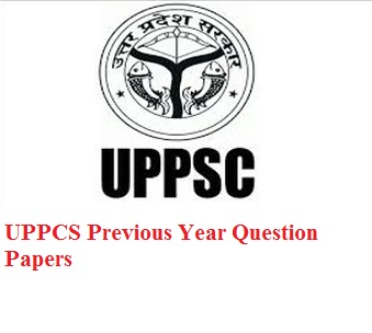 UPPCS Question Paper
