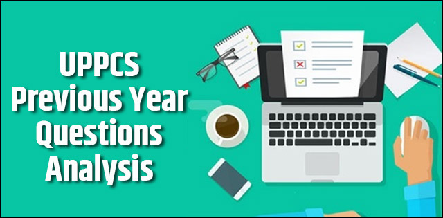 UPPCS Previous Year Questions Analysis