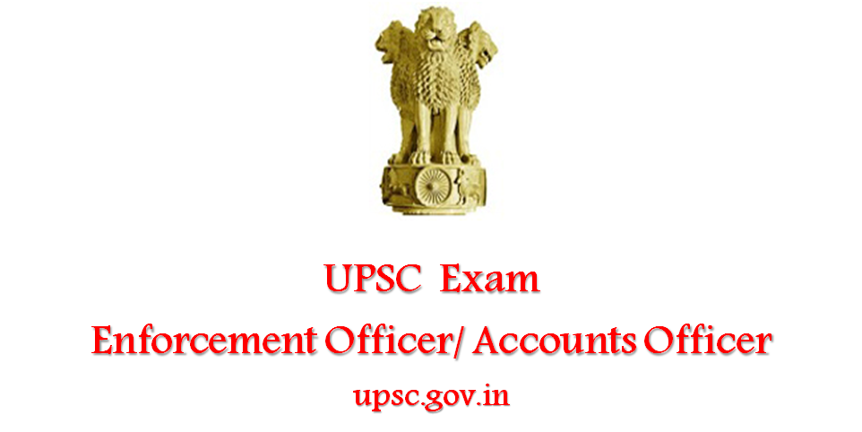 upsc-exam-schedule-Enforcement