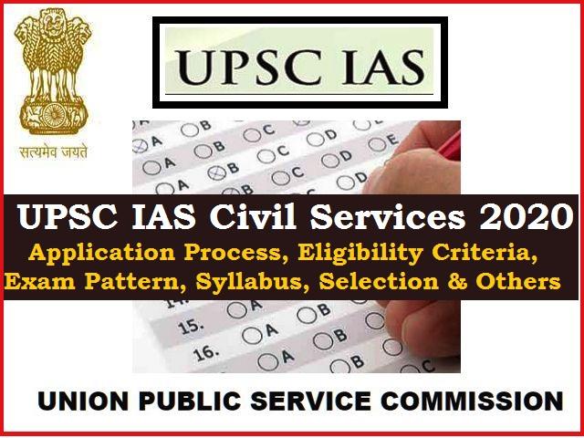 UPSC IAS 2020