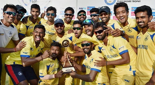 vijay hajare trophy winner