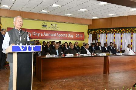 VIT University Day Celebration