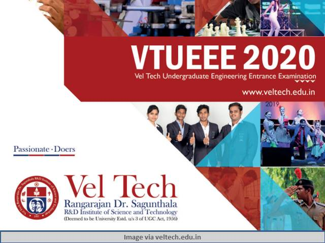 VTUEEE 2020 Online Application Begins