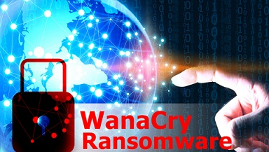 Ransomeware Attack in India