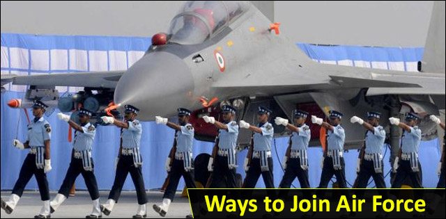 ways to join IAF