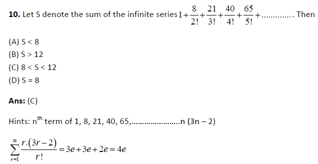 wbjee 2014 mathematics solved question