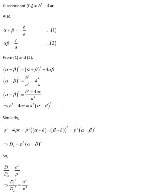 WBJEE Theory f equations solution 3