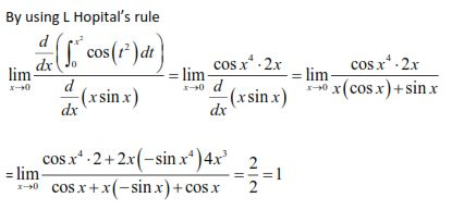 WBJEE Limits Solution 4