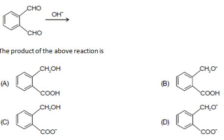 WBJEE Chemistry Question 2
