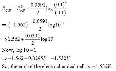 WBJEE Electrochemistry S1