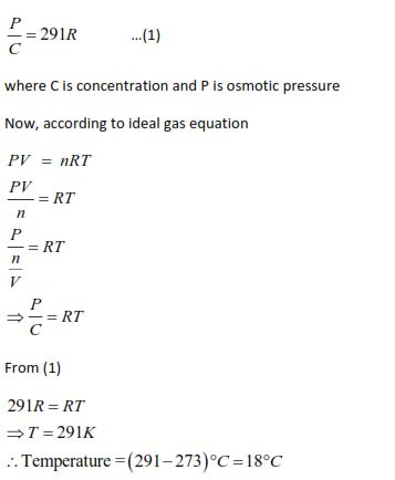 Physical Chemistry Solution 2