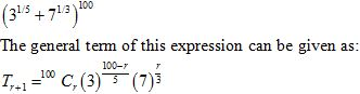 WBJEE Binomial Theorem Question(4)