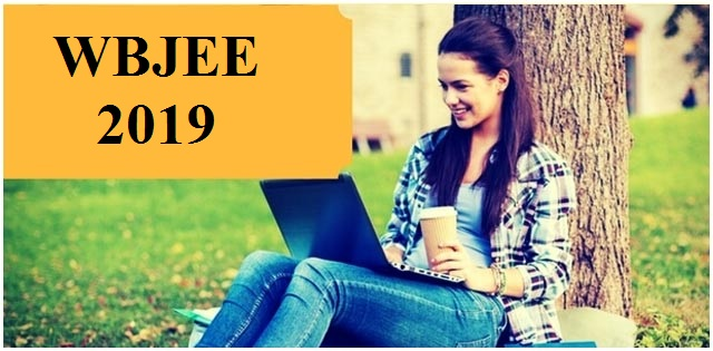 Steps to fill application form of WBJEE 2019