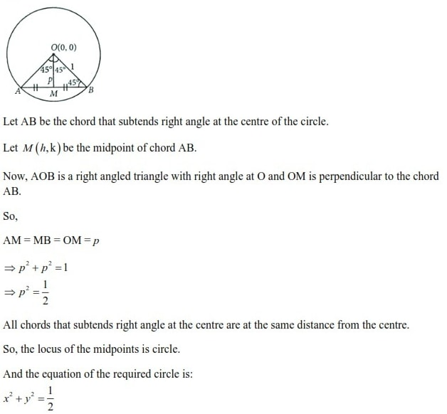 WBJEE Circles Solution 3