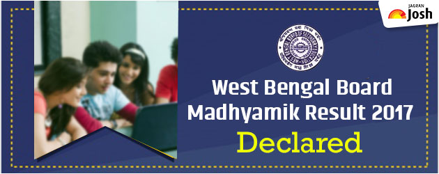 WB Board Madhyamik Result 2017 Live Now: West Bengal 10th Result for Madhyamik Pariksha released on wbresults.nic and wbbse.org