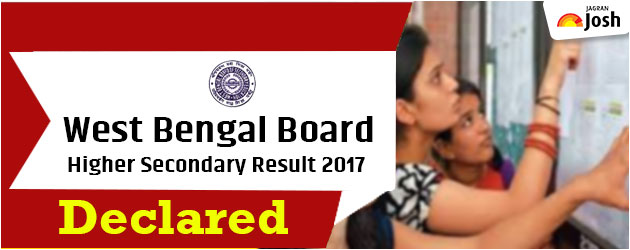 Live Now: WBCHSE West Bengal HS Result 2017 Announced, Find your score on wbresults.nic.in