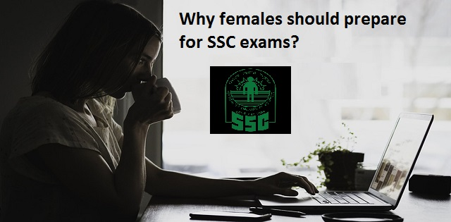 SSC jobs for females