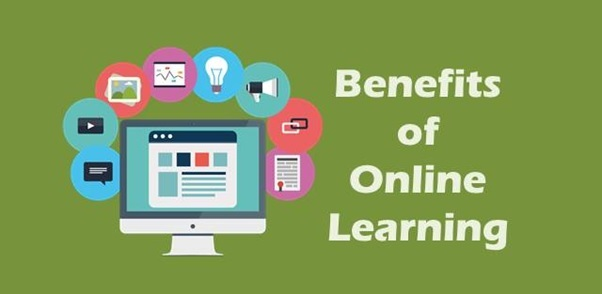 Benefits of Online Learning for College Students