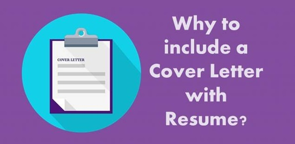 why should you include a cover letter along with resume - Should You Include A Cover Letter