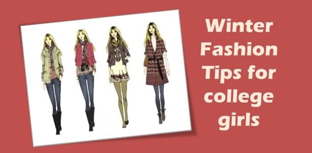 Winter Fashion Tips for college girls