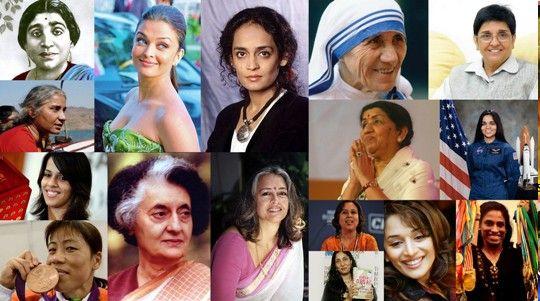 women-in-all-fields-in-india