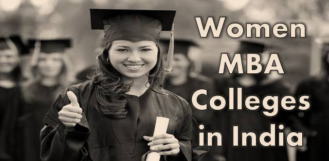 Women MBA colleges