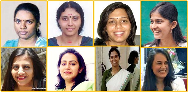 Women Powers the IAS Toppers List