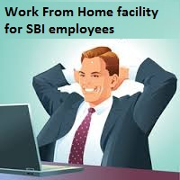 work from home in SBI