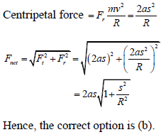 Practice questions on work