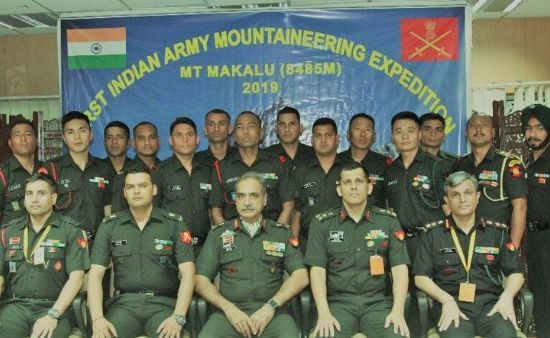 yeti expidition team