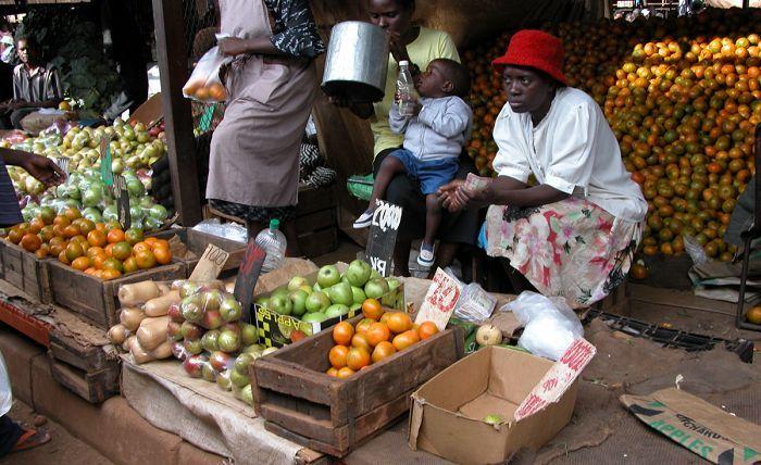 zimbawbe market