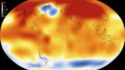 2015 warmest