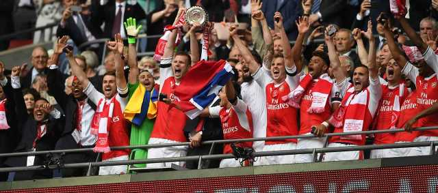 Arsenal win 13th FA Cup title