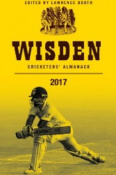2017 edition of the Wisden Cricketers' Almanack
