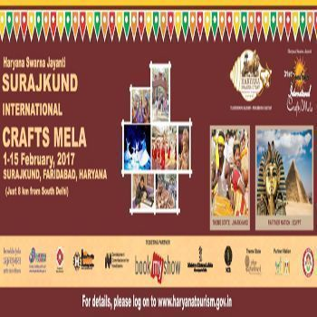 31st Surajkund International Crafts Mela
