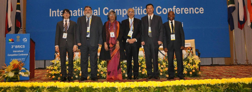 3rd BRICS International Competition Conference