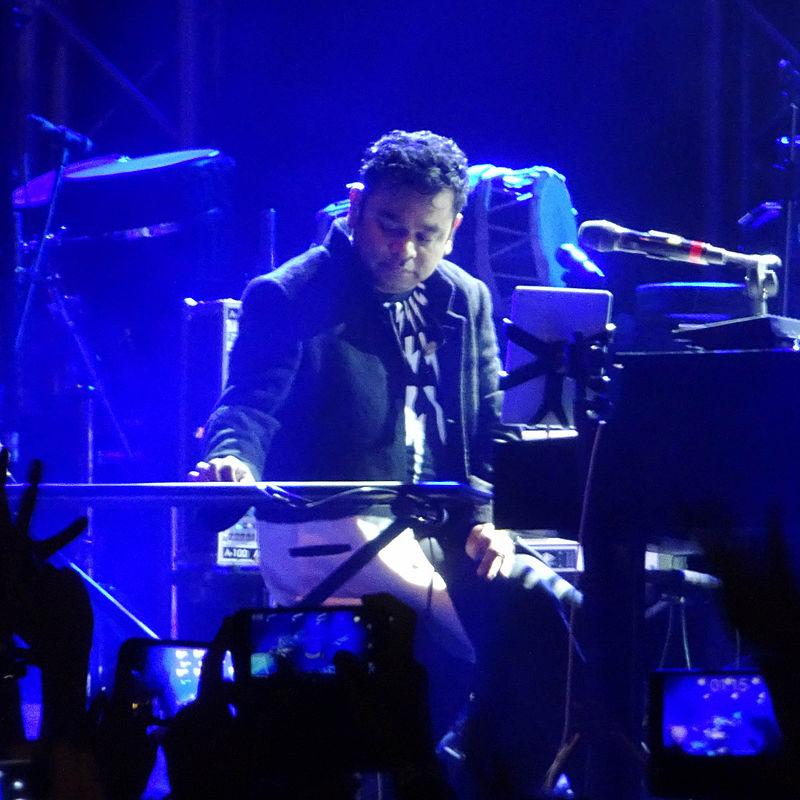 A R Rahman shortlisted for World Soundtrack Award - Public Choice
