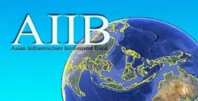 AIIB bank of China