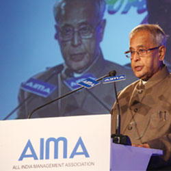AIMA Managing India Awards 2013